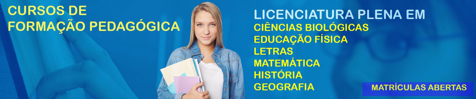 Formacao Pedagogica