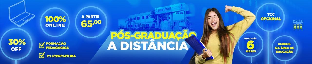 Pós Graduação Educação